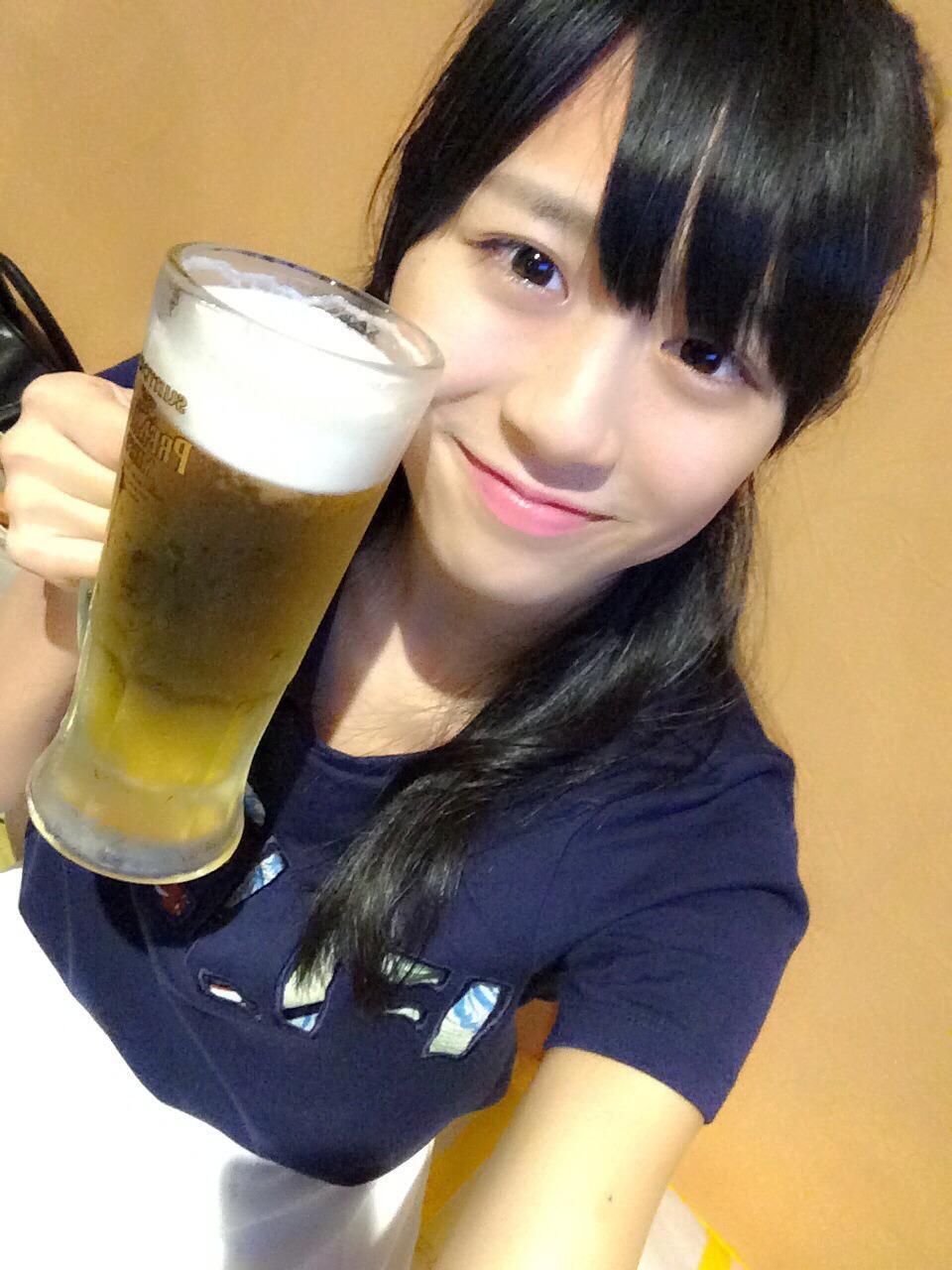 HKT48の坂口理子