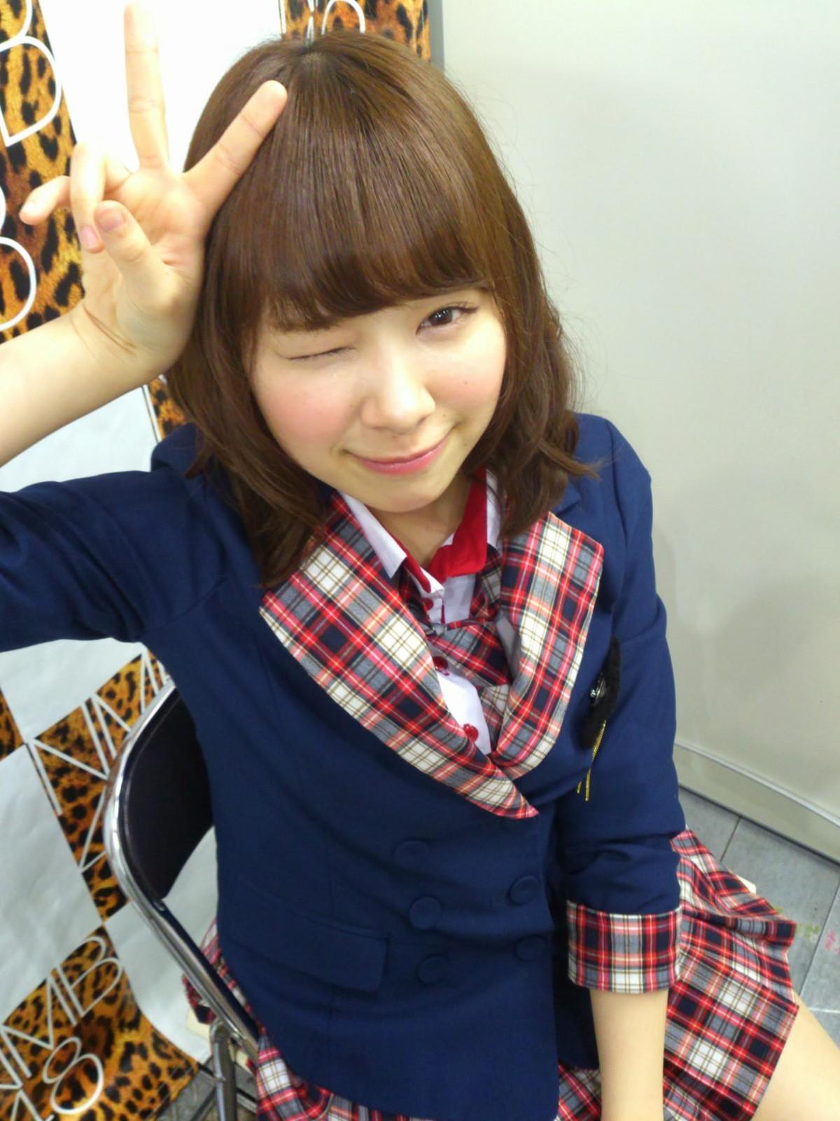 NMB48の小笠原茉由