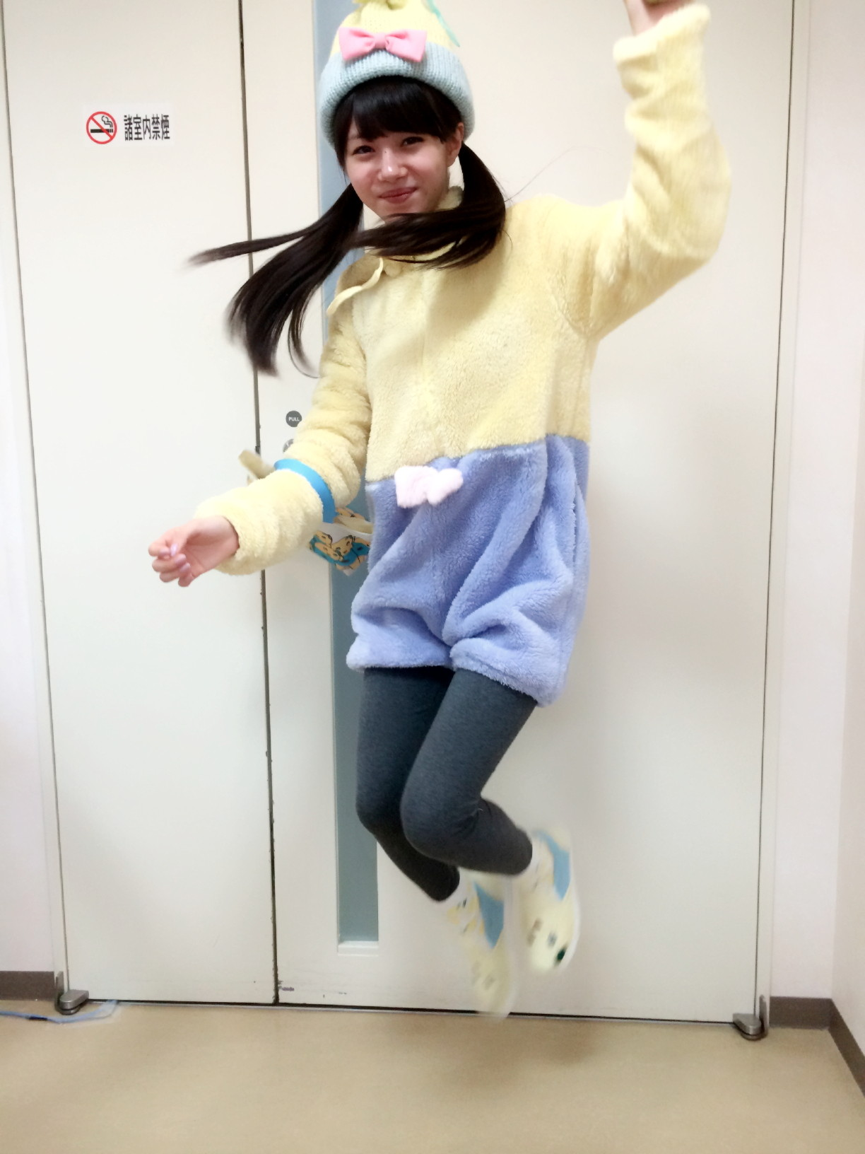 ジャンプ!市川美織