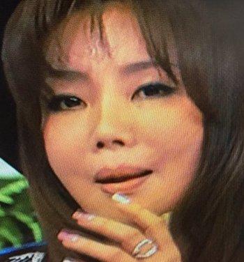 小川菜摘 鼻 整形