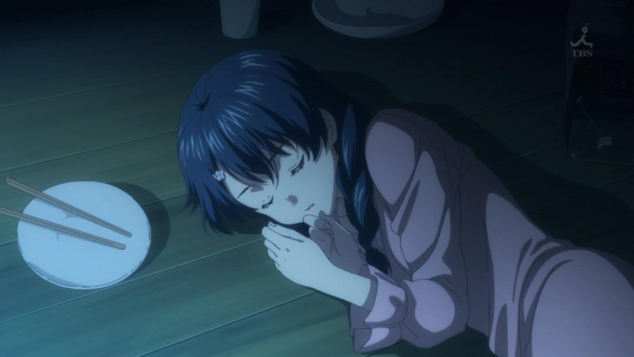 寝る食戟のソーマ田所恵