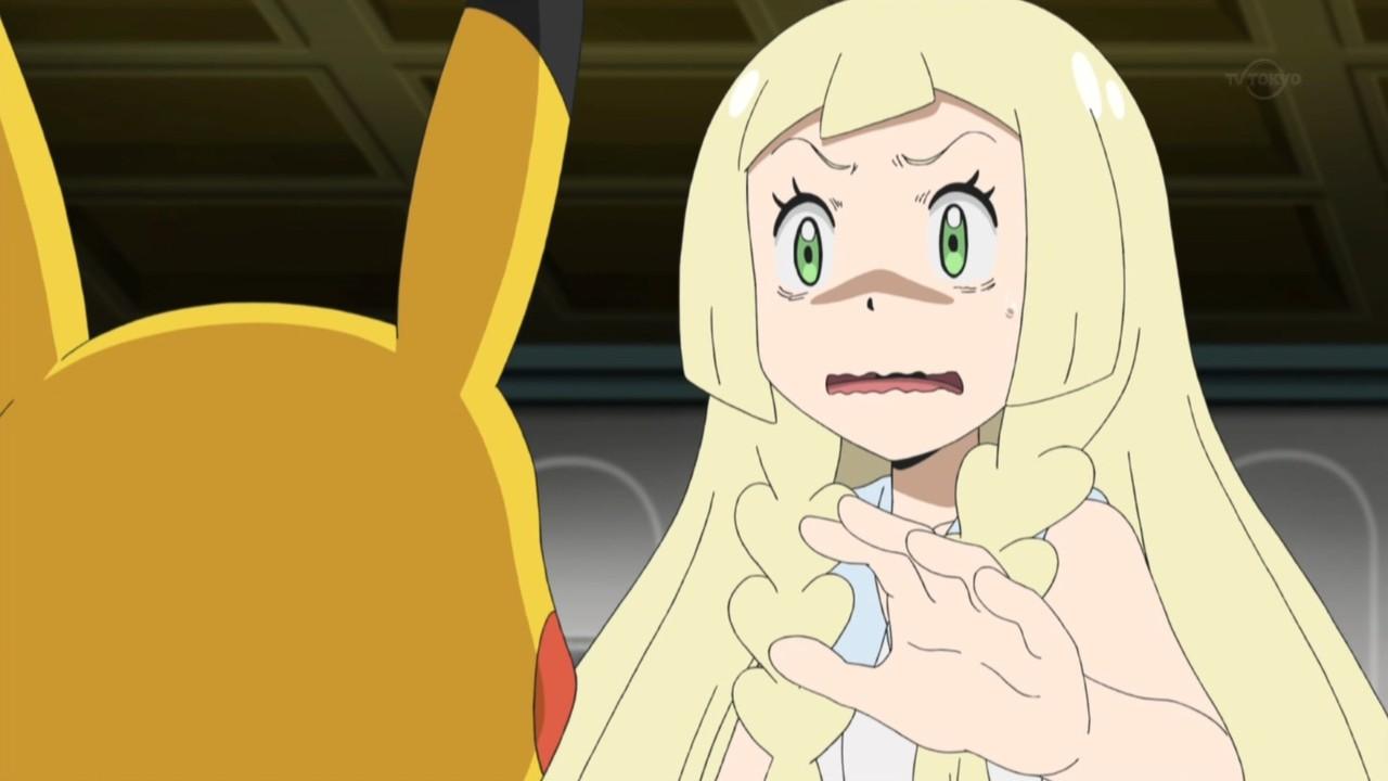 【ポケットモンスターSM】リーリエは謎の金髪美少女可愛い [無断転載禁止]©2ch.netYouTube動画>23本 ->画像>288枚