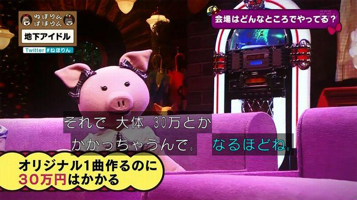 ねほりん 地下アイドル回のキャプ96