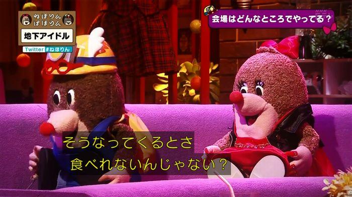 ねほりん 地下アイドル回のキャプ104