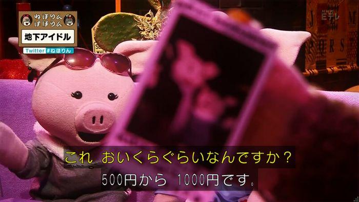 ねほりん 地下アイドル回のキャプ394