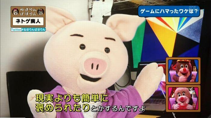 ねほりんネトゲ廃人のキャプ364