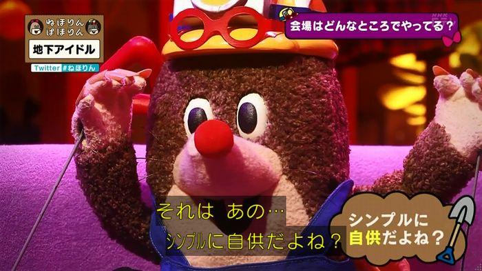 ねほりん 地下アイドル回のキャプ91