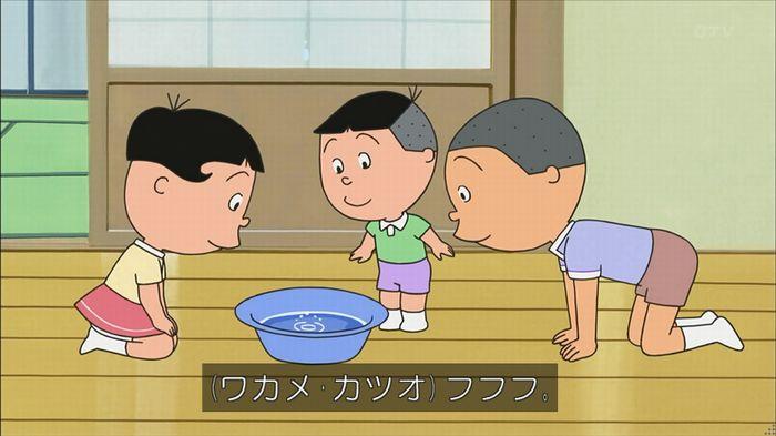 サザエさん堀川君のキャプ16