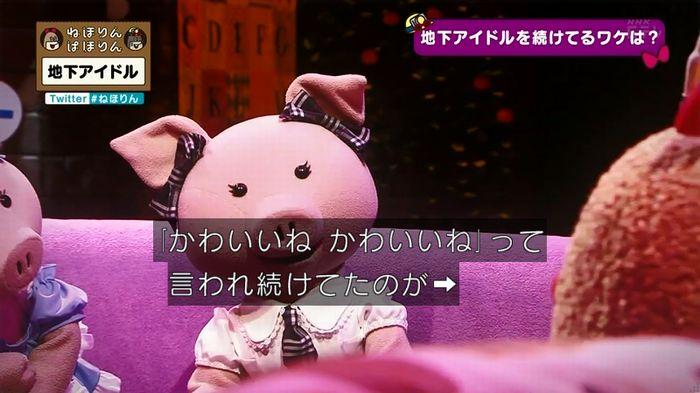 ねほりん 地下アイドル後編のキャプ438