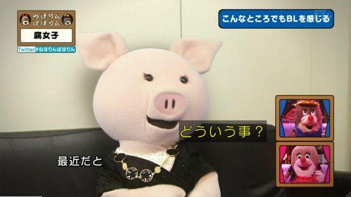 ねほりん腐女子回のキャプ246