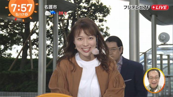 めざましTVのキャプ5