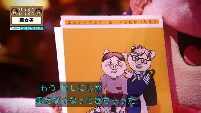 ねほりん腐女子回のキャプ530