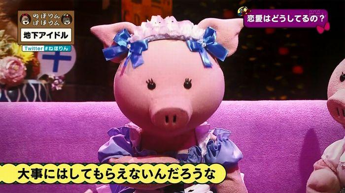ねほりん 地下アイドル後編のキャプ384