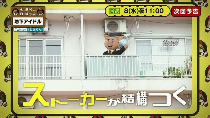 ねほりん 地下アイドル回のキャプ551