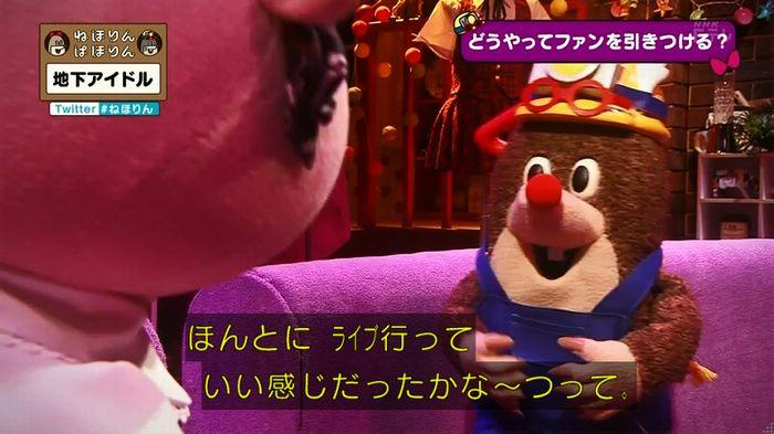 ねほりん 地下アイドル回のキャプ452
