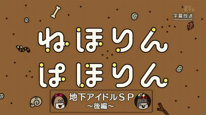 ねほりん 地下アイドル後編のキャプ1