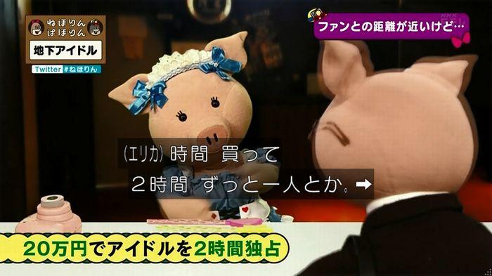 ねほりん 地下アイドル後編のキャプ113