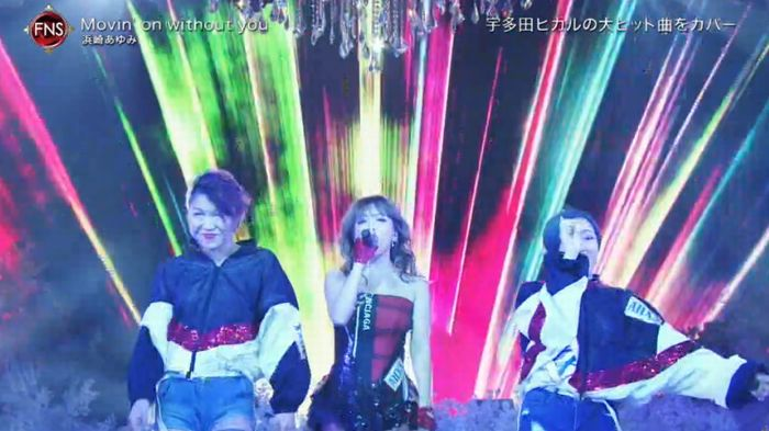 FNS歌謡祭のキャプ13