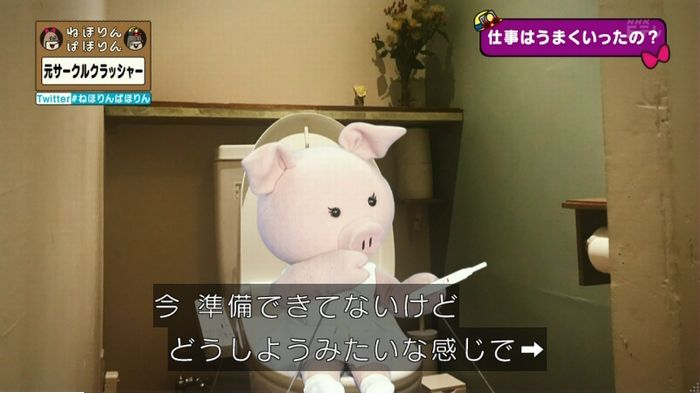 ねほりんぱほりん サークルクラッシャーのキャプ363