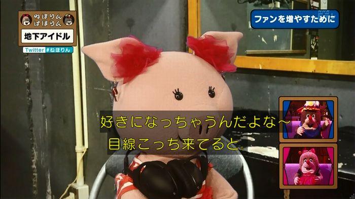 ねほりん 地下アイドル回のキャプ369