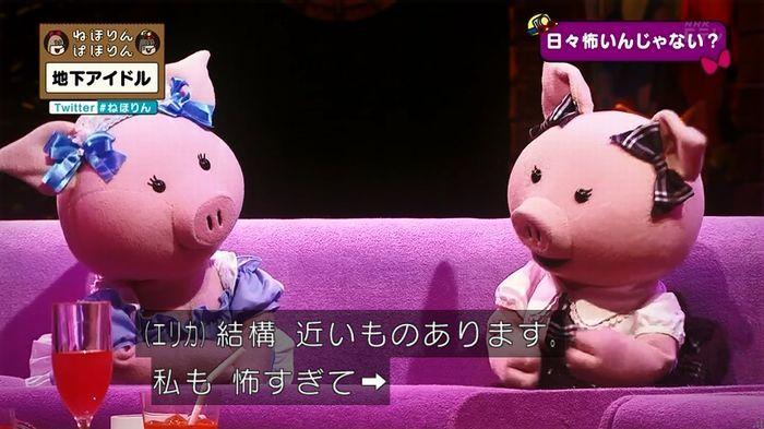 ねほりん 地下アイドル後編のキャプ203