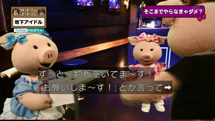 ねほりん 地下アイドル回のキャプ511