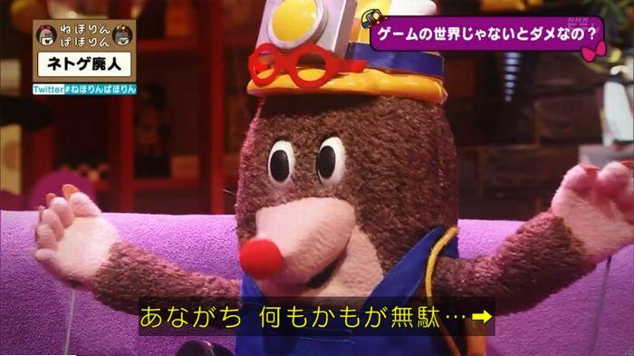 ねほりんネトゲ廃人のキャプ407