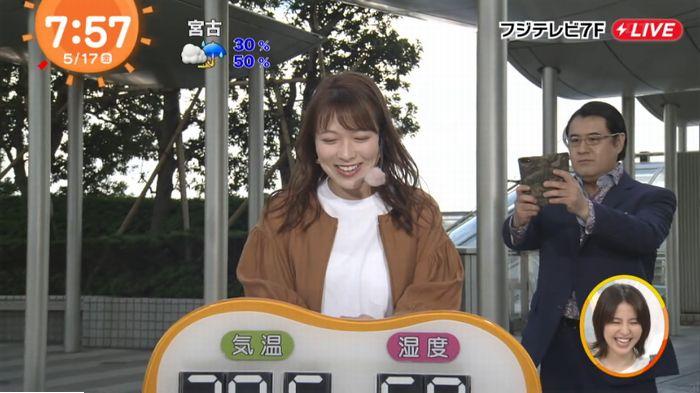 めざましTVのキャプ7
