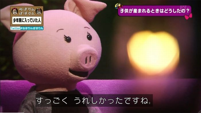 ねほりんぱほりんのキャプ345