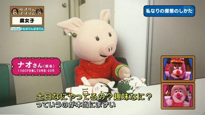 ねほりん腐女子回のキャプ330