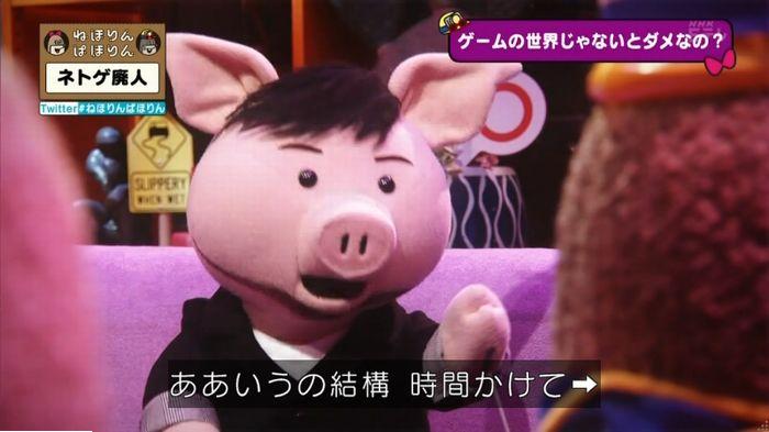 ねほりんネトゲ廃人のキャプ393