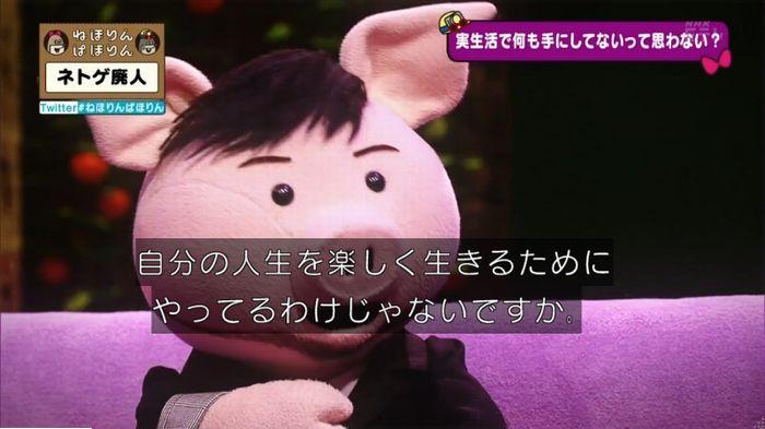 ねほりんネトゲ廃人のキャプ418