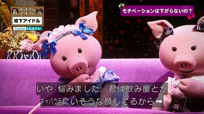 ねほりん 地下アイドル回のキャプ521