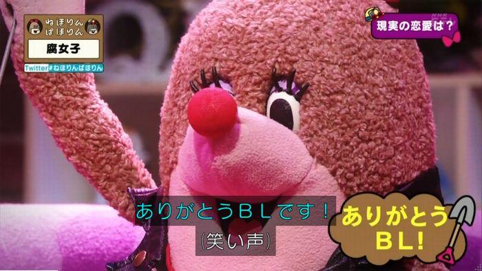 ねほりん腐女子回のキャプ419