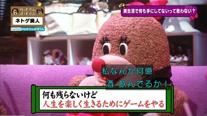 ねほりんネトゲ廃人のキャプ419