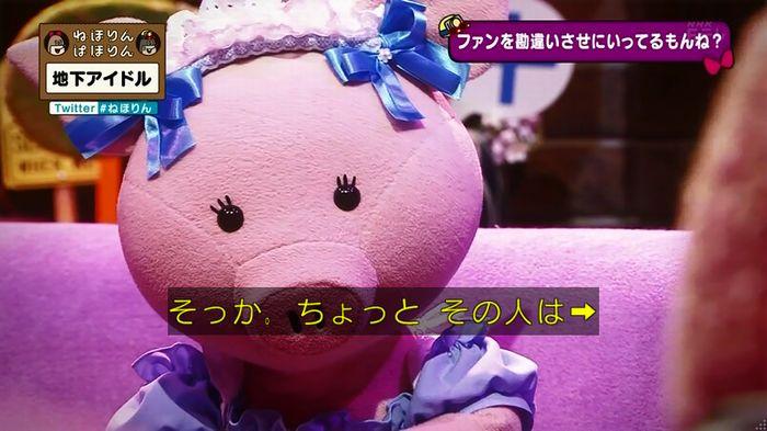 ねほりん 地下アイドル後編のキャプ250