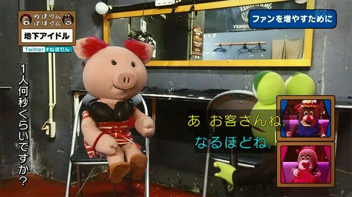 ねほりん 地下アイドル回のキャプ362