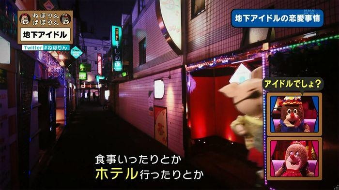 ねほりん 地下アイドル後編のキャプ355