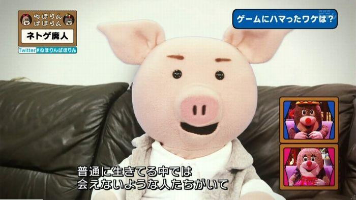 ねほりんネトゲ廃人のキャプ344