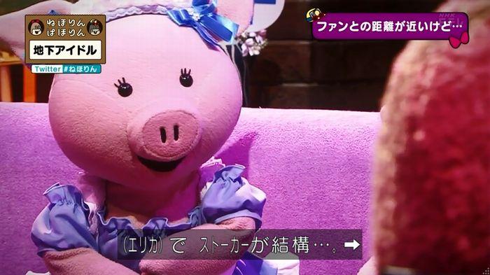 ねほりん 地下アイドル後編のキャプ116