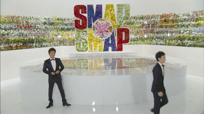 SMAP×SMAP最終回のキャプ312