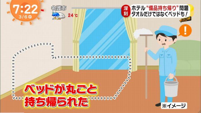 めざましTVのキャプ11