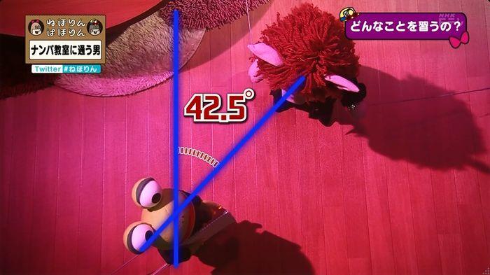 ねほりん ナンパ回のキャプ219