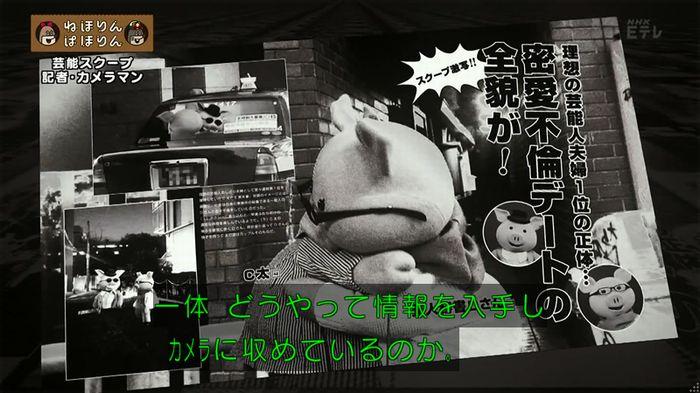 ねほりん 芸能スクープ回のキャプ25