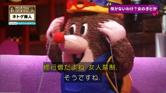 ねほりんネトゲ廃人のキャプ330