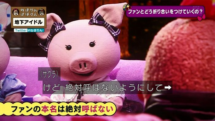 ねほりん 地下アイドル後編のキャプ268