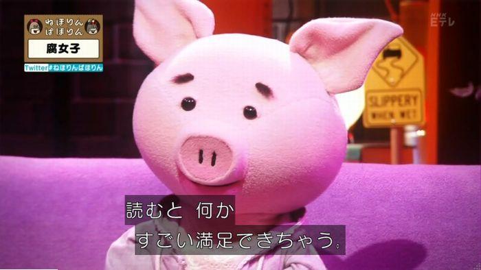 ねほりん腐女子回のキャプ146