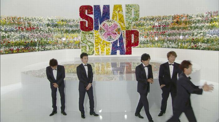 SMAP×SMAP最終回のキャプ310