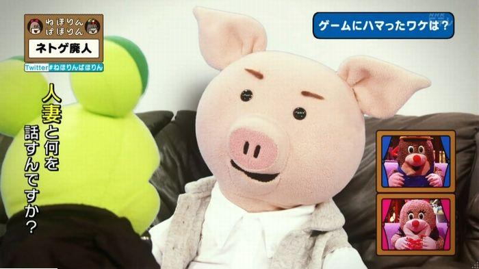 ねほりんネトゲ廃人のキャプ346