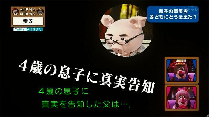 ねほりん 養子回のキャプ140